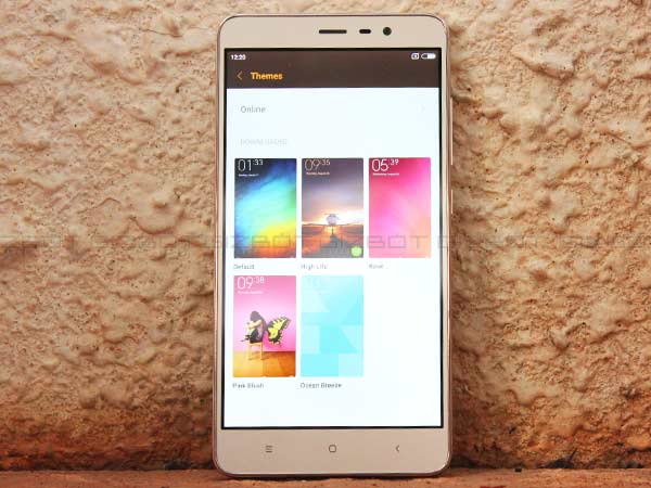 Xiaomi Redmi Note 3 vs Oppo F1: Chinese Tech Giants Battle it Out!