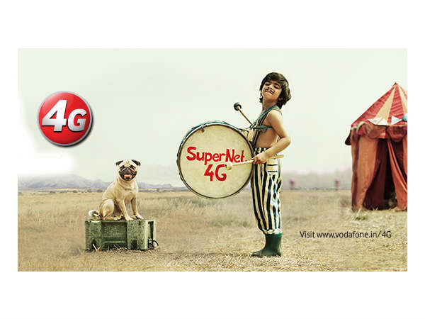 Vodafone announces Vodafone Supernet 4G: 6 Things to know