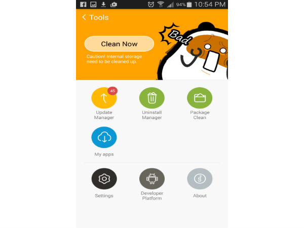Mobomarket: A Third Party App Store with 4 Indian language support