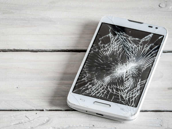 Nearly half of America has damaged or lost smartphone