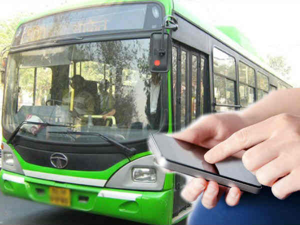 New Delhi to Get App Based Bus Service Very Soon
