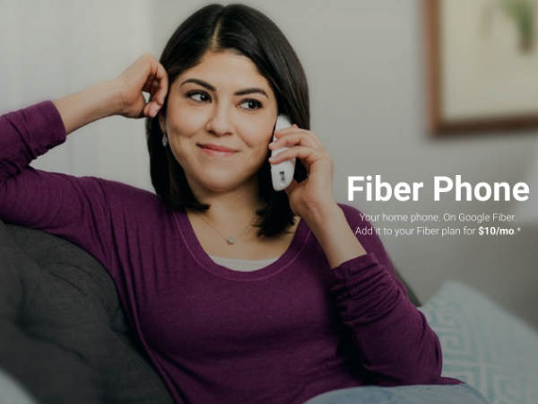 Google's New Fiber Phone will offer Unlimited nationwide calling!