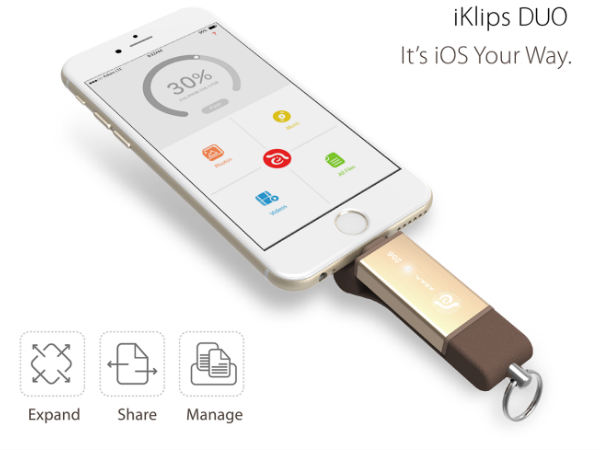 Now You Will Never Run Out Of Storage On Your iPhone!