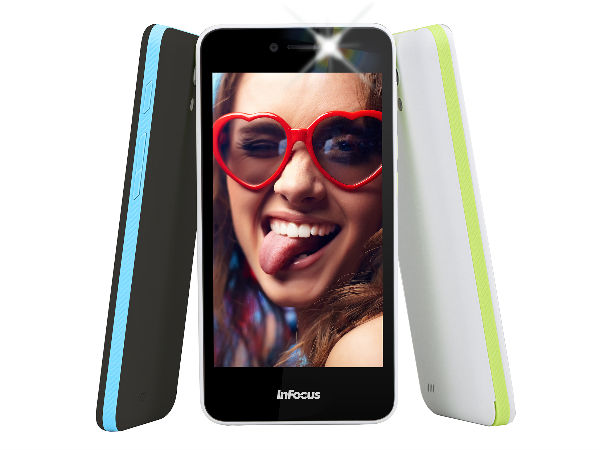 Android Marshmallow powered InFocus Bingo 10 launched at Rs 4,299
