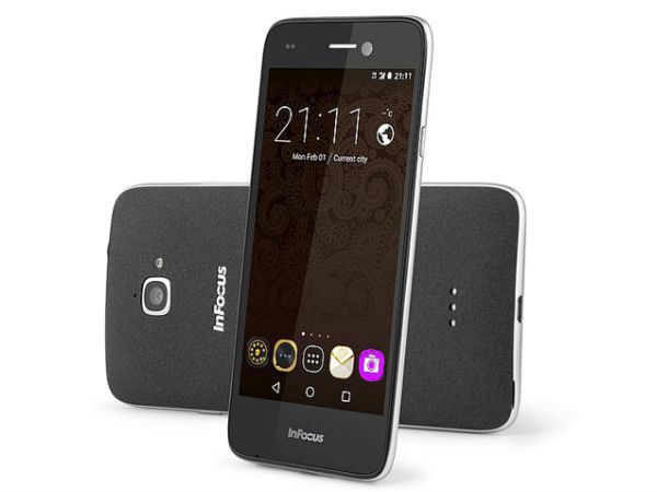InFocus Unveils Camera-Centric BINGO 50 smartphone in India