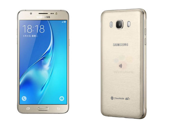 Samsung Galaxy J7 (2016) Press Renders Spotted on Net!