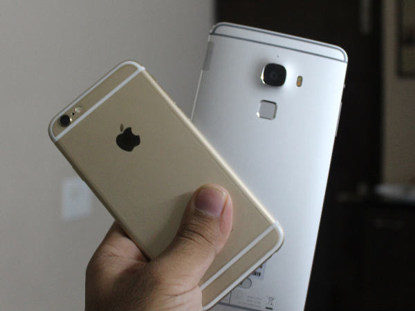 LeEco Le Max vs iPhone 6S: Battle of the beasts!