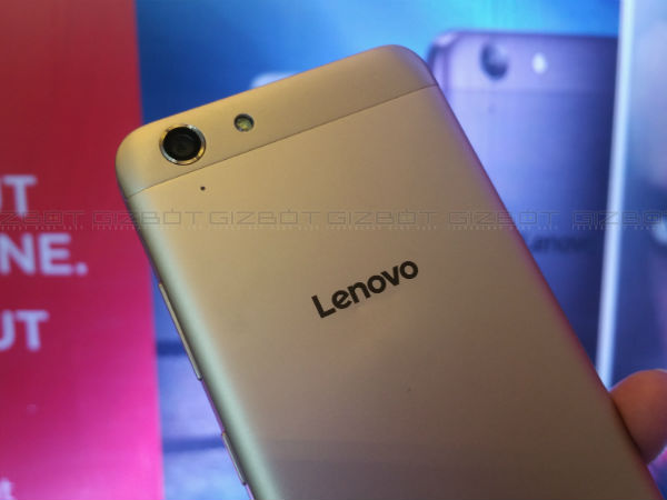 Lenovo Vibe K5 Plus First Impressions