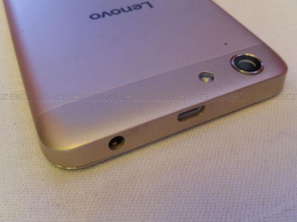 Lenovo Vibe K5 Plus First Impressions