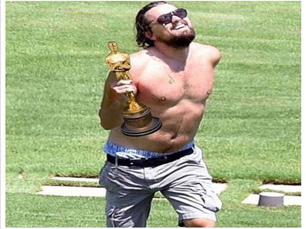 10 Best Leonardo Dicaprio's Oscar Memes