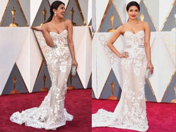 Priyanka Chopra was Google's second most searched celeb at Oscars
