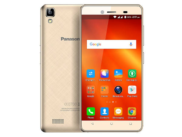 Panasonic Unveils New UI with T50 Smartphones: All you need to know!