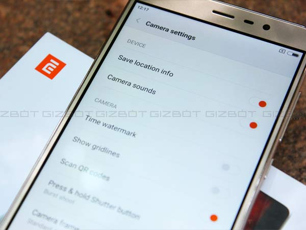 Xiaomi Redmi Note 3 First Impressions and Hands-on