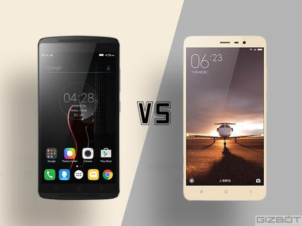 Xiaomi Redmi Note 3 vs Lenovo K4 Note: 5 Similarities and 5 Difference