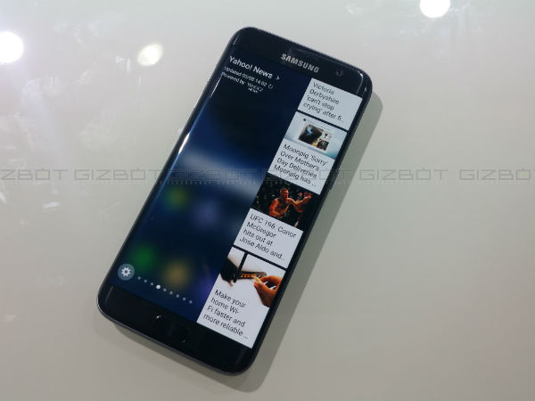 Samsung Galaxy S7 Edge First Impressions and Hands On