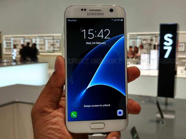Samsung's Galaxy S7, Galaxy S7 Edge smartphones now in India