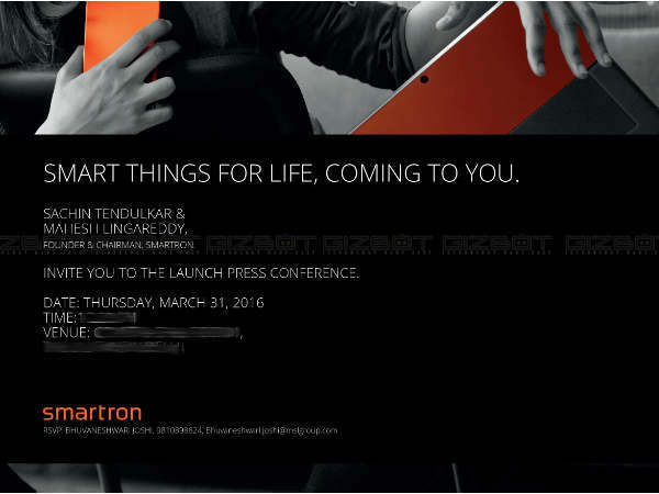 Xiaomi Mi 5, Samsung Smartphone And Smartron Planned For March 31