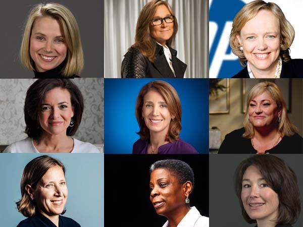 A Women's Day Salute: 11 Most Powerful Women in Tech