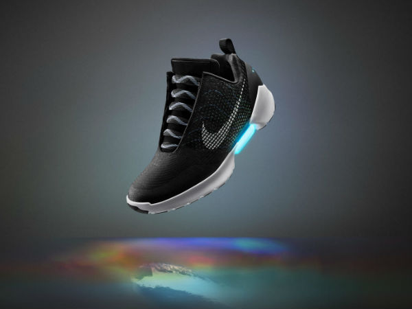 """Nike Brings """"Back To The Future"""" Self-tying Shoes To The Masses"""