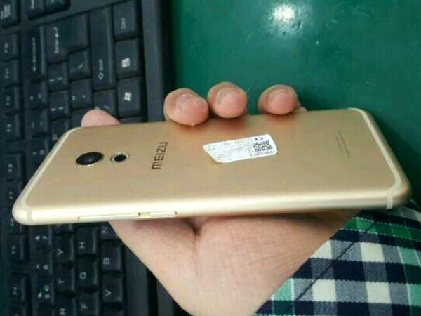 Meizu Pro 6 leaked in a set of Hands-on Images
