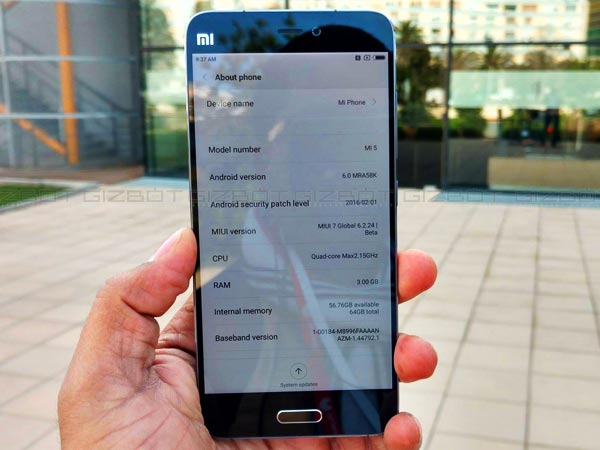 Is Xiaomi Mi 6 actually for India?