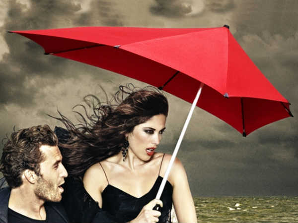 Senz Stormproof Aerodynamic Umbrella