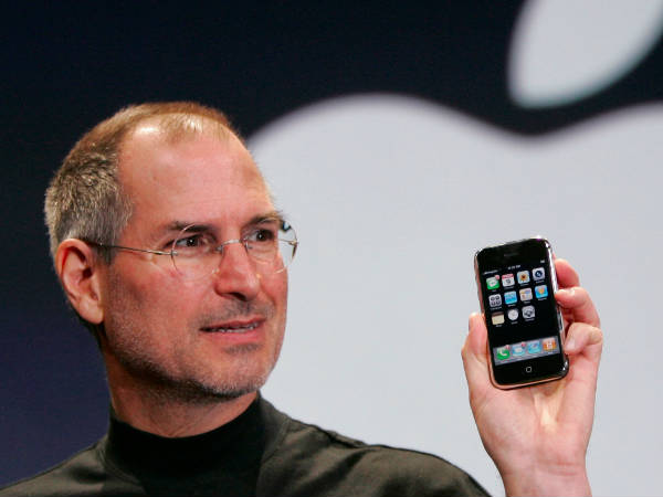 iPhone in 2007