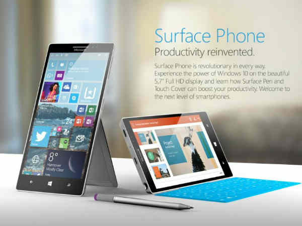Microsoft may release Surface Phone in 2017