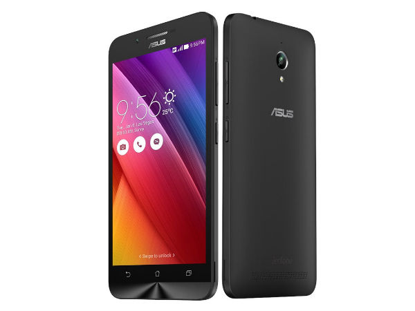 Asus Zenfone Go 5.0 LTE to Take on Budget Smartphones at Rs 7,999