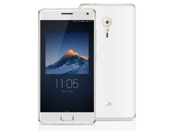Zuk Z2 Pro is the Third Smartphone to be Announced with 6GB RAM