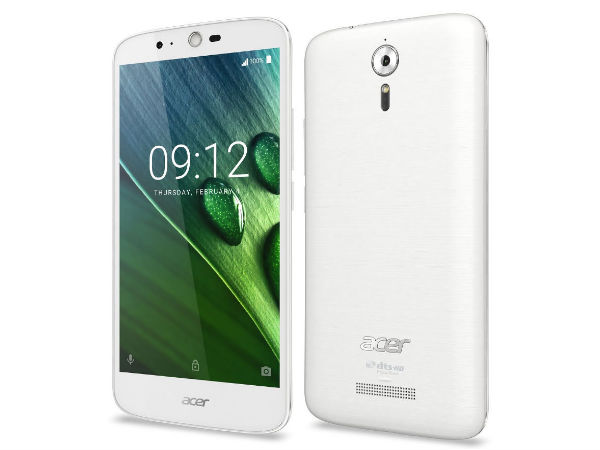 Acer Liquid Zest Plus with Tri-Focus Technology Launched