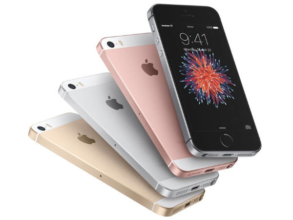 Lease an iPhone SE for just Rs 999