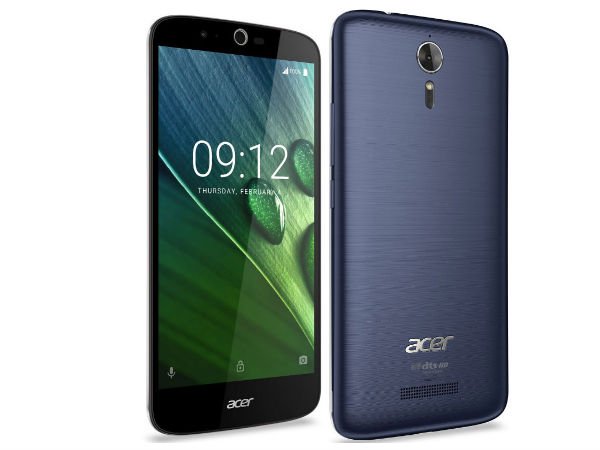 Acer Liquid Zest Plus with Tri-Focus Technology Launched