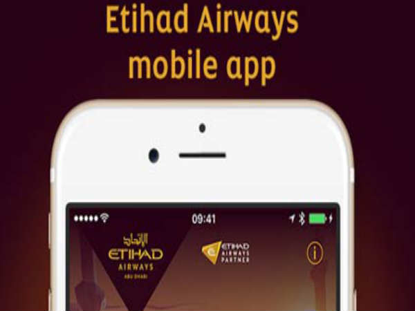 Etihad Airways launches mobile app