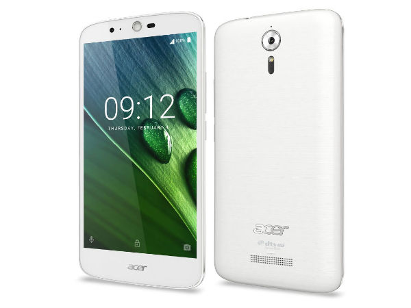 Acer Liquid Zest Plus (Announced)