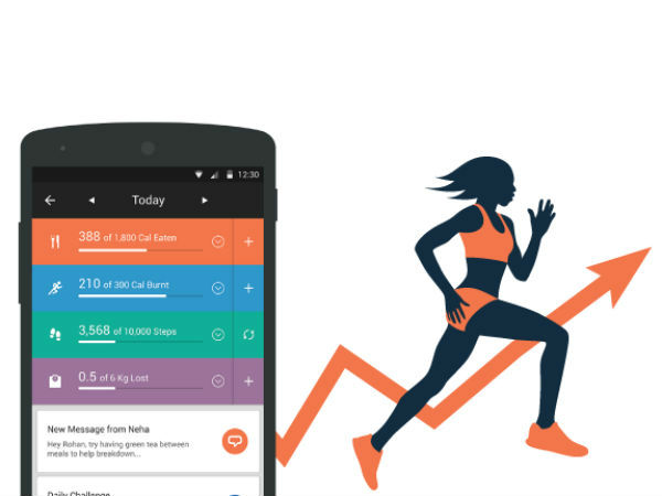 Become your Health and fitness monitor!