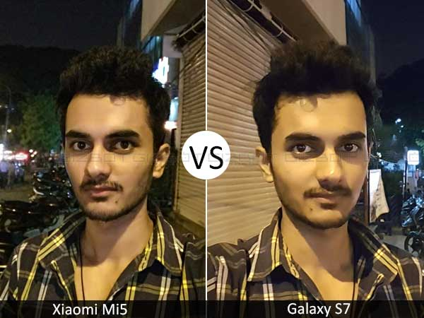 What Happened When We Clicked 7 Night Photos from Galaxy S7 and Mi 5!