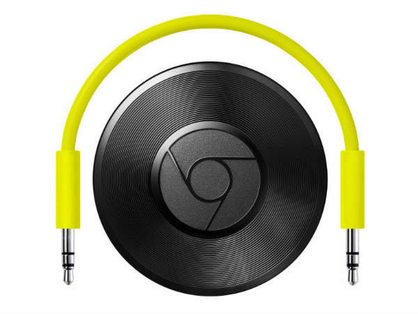 Chromecast Audio: