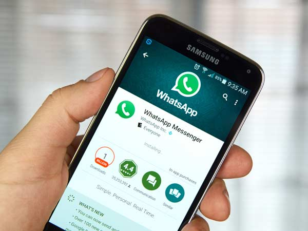 How to setup WhatsApp without a Mobile Number