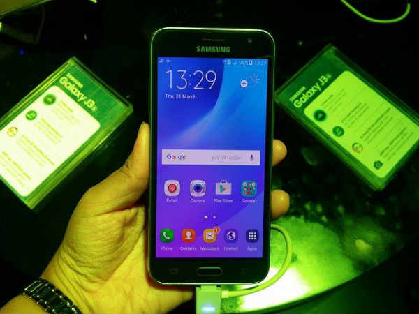 Samsung Galaxy J3 2016 first impressions and hands on
