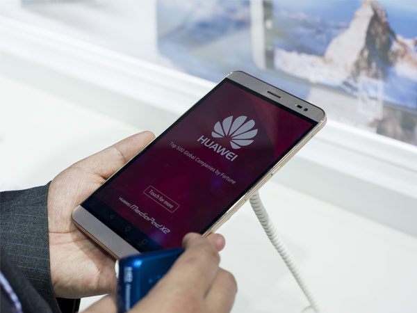 Huawei welcomes government's move on panic button for phones