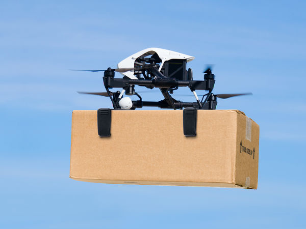 Drone Delivery is Done Here: Everything You Need to Know