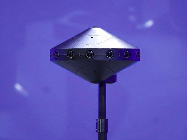 Facebook unveils 360-degree 3D video camera at F8 developer conference
