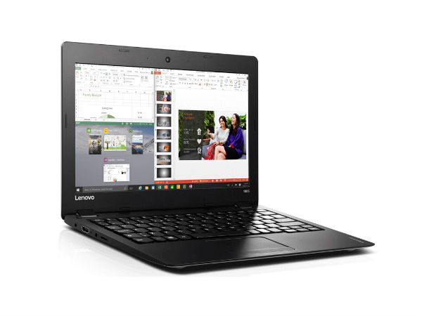 Lenovo's new budget laptop costs less than a mid-range smartphone