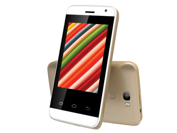 Intex Launches Aqua G2 Smartphone Under Budget Category at Rs. 1,990