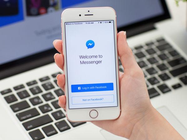Make payments via Facebook Messenger soon