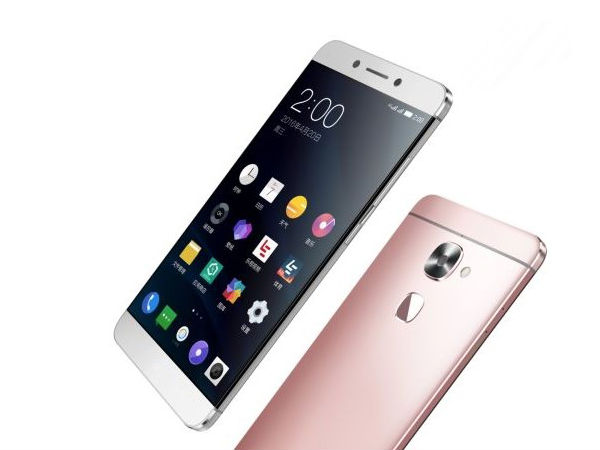 LeEco Launches Le 2, Le 2 Pro and Le 2 Max Smartphones with USB Type C