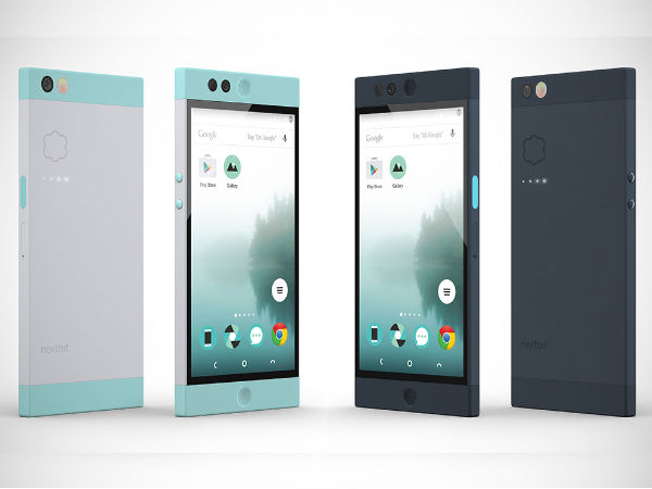 Nextbit's 'cloud-first' Smartphone is Coming to India