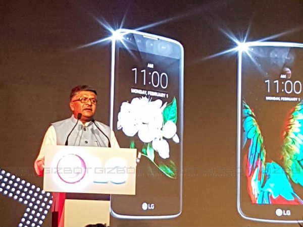 LG starts smartphone manufacturing in India; to make 1million units