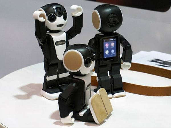 Getting bored? Talk to Sharp's humanoid smartphone